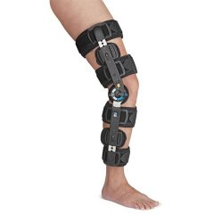 Post Op and Hinged Knee Braces