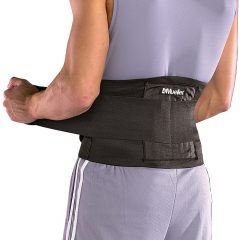 Lumbar (Lower Back) and Pelvic Braces and Supports