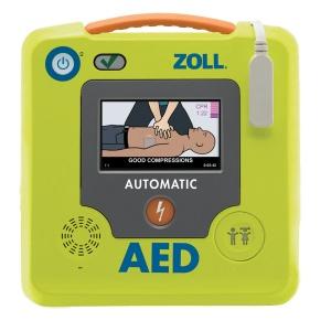 Defibrillators and Oxygen